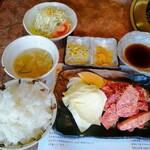 151388088 - 「美味ランチ(ご飯大盛り無料)」1380円