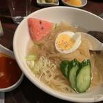 大更ホルモン - 冷麺 790円