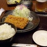 とんかつ和幸 - ヒレカツ御飯