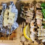 やきとり鳥八 - 料理写真: