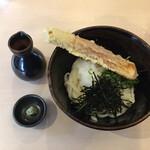 かな福 - 料理写真:ちく天おろしうどん