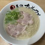 長浜ナンバーワン  - 料理写真:長浜ラーメン700円