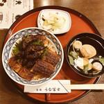 151397166 - 肝入りうなぎ丼 4510円