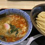 次念序 - 料理写真:坦々つけ麺 900円