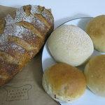 パン ド ムシャムシャ&コーヒー - 購入したパン