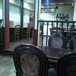 パエリヤ - 店内の奥まったエリア