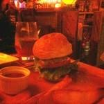 Jamming Dining - アボカドバーガー