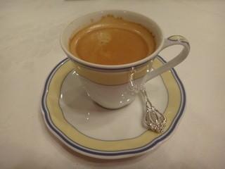 シェ・コーベ - ホットコーヒー