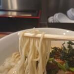 実垂穂 - 麺 リフト