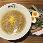 淡麗拉麺 志おん - 志おんの匠(ゆず塩)(1200円)