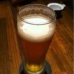 キッチン ロックポット - 生ビール