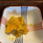 米寿 - かぼちゃの煮物