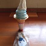 ゲートウェイフジヤマ - 料理写真:富士山ソフト~☆