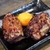 鶏ざ - 料理写真:焼きつくね(卵黄)