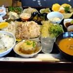 お惣菜処てつや - 料理写真:てつや御膳  1280円