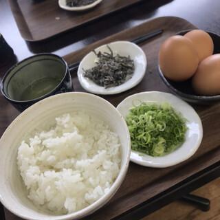たまごん工房 たまごご飯カフェ - 料理写真: