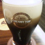 ヱビスビール記念館 - 1番好きなクリーミートップ