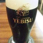 ヱビスビール記念館 - エビスブラック