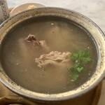 Hainanchifan - 「肉骨茶(バクテ)」(1100円税込)