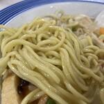 リンガーハット - 長崎ちゃんぽん・半炒飯セット930円