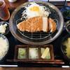 醸し家 おおくぼ - 料理写真:ロースカツ御膳=1000円 税込
