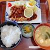 えびすや食堂 - 料理写真:ソティー定食