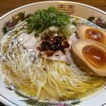 天橋立 くじからラーメン - 料理写真:限定 鶏塩ラーメン
