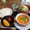 山猫軒 - 料理写真:「チキンと野菜のトマトクリームシチューセット」1,350円