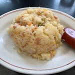 登龍門 - 料理写真:焼飯