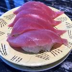 回転寿司 根室花まる - メバチマグロ