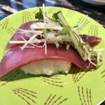 回転寿司 根室花まる - 鰹