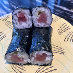 回転寿司 根室花まる - 鉄火巻