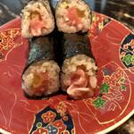 回転寿司 根室花まる - トロたく