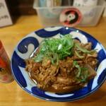 中村屋 - とりどて煮