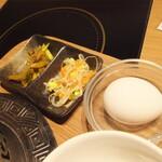 薬膳火鍋しゃぶしゃぶ 小尾羊 - スペアリブの角煮鍋定食