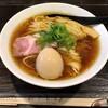 中華そば 向日葵 - 料理写真:味玉中華そば(醤油)900円