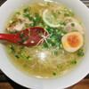 老麺魂 - 料理写真:地鶏そば
