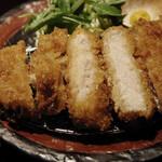 麹蔵 - 沖縄琉香豚ロースかつ