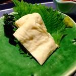 Soujyuan - 湯葉、大葉、若芽