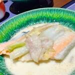 Soujyuan - 銀鮭のクリーム煮