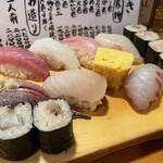 天史朗寿司 - 地魚鮨