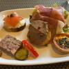 ミルポワ - 料理写真:前菜の盛り合わせ