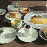 京都ホテルオークラ - 朝食