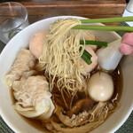 麺や金時 - 麺リフト