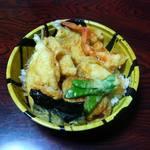 お弁当 どんどん - 料理写真:特盛り天丼