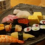 寿司・うなぎ やまと - 料理写真:にぎり寿司