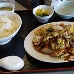 中華料理 東東 - 料理写真: