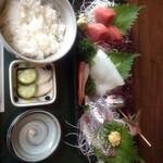 お魚料理 うおせい - 料理写真:
