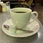 ヴェルサイユ - コーヒー