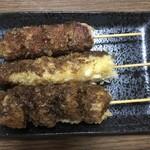 いもフライ 岡本 - 料理写真:
